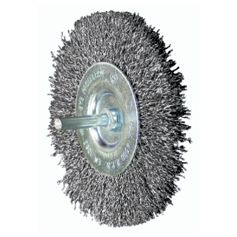 Wire Brush Circular